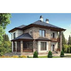 Проект дома 177 м2 Дом-№125