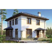 Проект дома 150 м2 Дом-№126