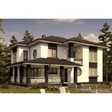 Проект дома 200 м2 Дом-№200
