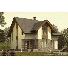 Проект дома 175 м2 Дом-№201