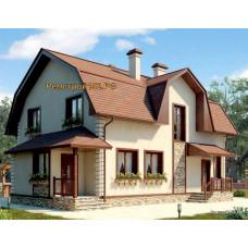 Проект дома 200 м2 Дом-№315