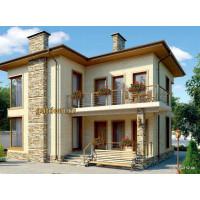 Проект дома 150 м2 Дом-№320