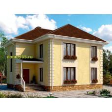Проект дома 134 м2 Дом-№326