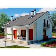 Проект дома 174 кв.м Дом-№329
