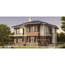 Проект дома 269 м2 Дом-№8