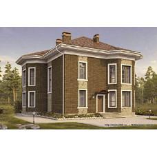 Проект дома 300 (или 200) м2 Дом-№56