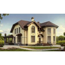 Проект дома 228 м2 Дом-№57
