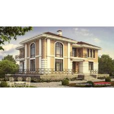 Проект дома 267 м2 Дом-№59