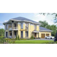 Проект дома 264 м2 Дом-№63