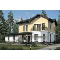 Проект дома 245 м2 Дом-№73