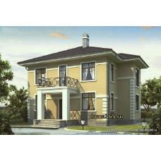 Проект дома 184 м2 Дом-№99