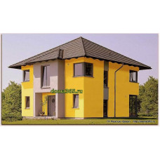 Проект дома 160 м2 Газ-№2