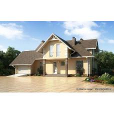 Проект дома 215 м2 ГБЮ-№80