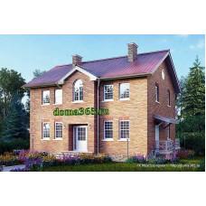 Проект дома 150 м2 ГБЮ-№85