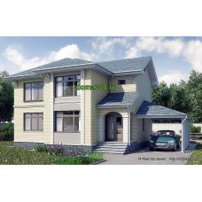 Проект дома 167 м2 ГБЮ-№87