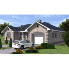 Проект дома 170 м2 ВиК-№42