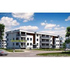 Многоквартирный жилой дом 1485 м2 МЖД-№1