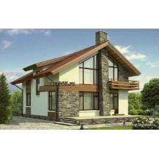 Проект дома 150 м2 Дом-№101