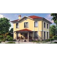 Проект дома 179 м2 Дом-№113
