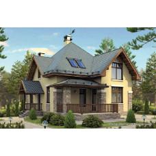 Проект дома 123 м2 Дом-№122