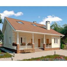 Проект дома 150 м2 Дом-№180