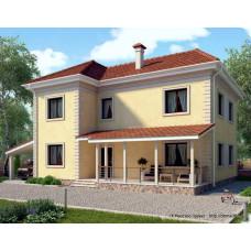 Проект дома 182 м2 Дом-№189