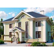 Проект дома 257 м2 Дом-№2
