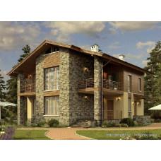 Проект дома 164 м2 Дом-№280