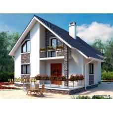 Проект дома 150 м2 Дом-№323