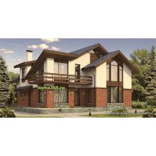 Проект дома 212 м2 Дом-№35