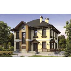 Проект дома 168 м2 Дом-№39