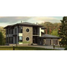 Проект дома 289 м2 Дом-№41