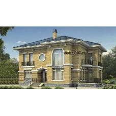 Проект дома 217 м2 Дом-№46
