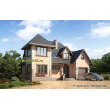 Проект дома 188 м2 ГБЮ-№4
