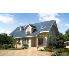 Проект дома 190 м2 ГБЮ-№79