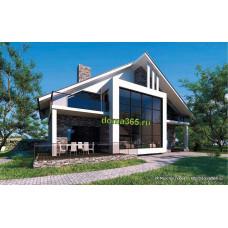 Проект дома 220 м2 ГБЮ-№81