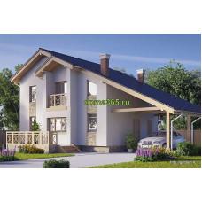 Проект дома 131 м2 ГБЮ-№84