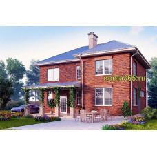 Проект дома 160 м2 ГБЮ-№86