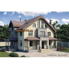 Проект дома 364 м2 ГБЮ-№90