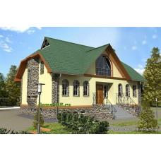 Частный дом 182 м2 ВиК-№18