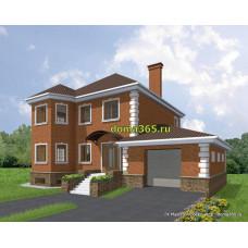 Проект дома 448 м2 Икс-№31